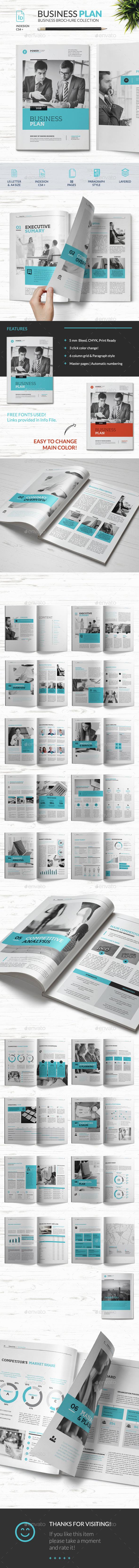 GraphicRiver Business Plan 20391932