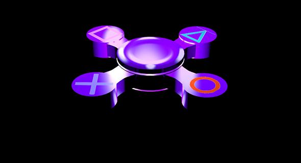 Spinner - 3DOcean Item for Sale