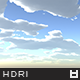 High Resolution Sky HDRi Map 108