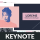 Modern Minimal Keynote Template - GraphicRiver Item for Sale
