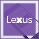 Lexus Responsive App Landing Page - ThemeForest Item for Sale