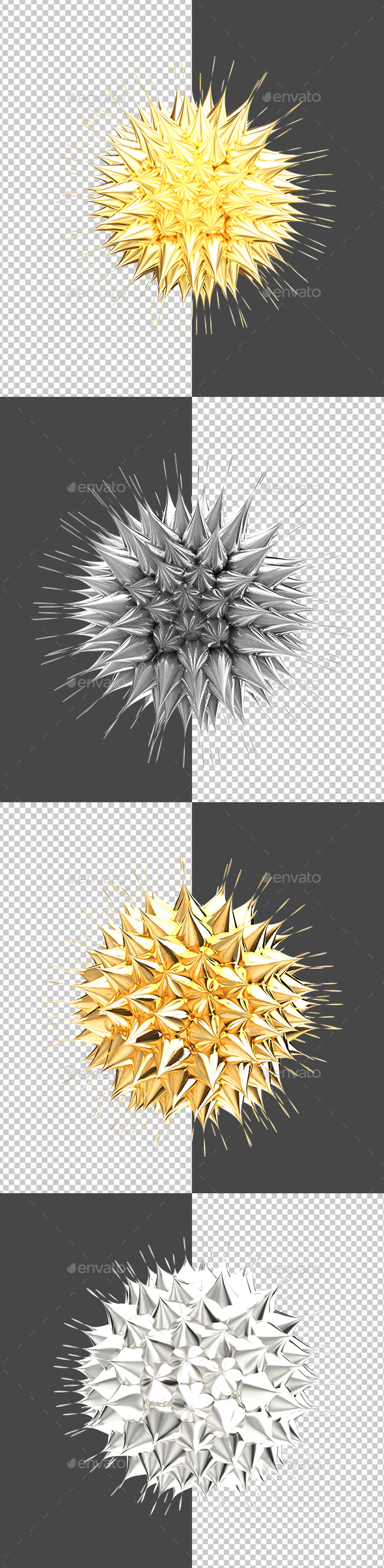GraphicRiver Abstract Figures 20392809
