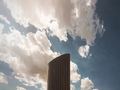 Building and Clouds - PhotoDune Item for Sale