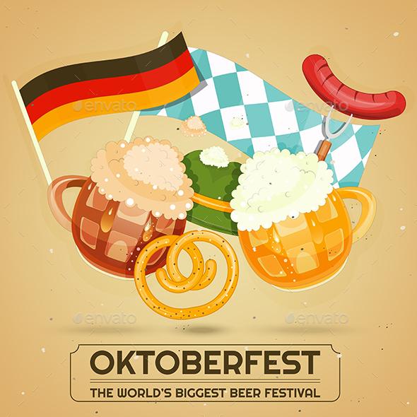 GraphicRiver Oktoberfest Beer Festival 20393697