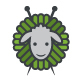 The Knit Sheep Logo