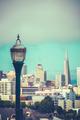 Retro San Francisco Skyline - PhotoDune Item for Sale