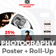 Photography Poster & Rollup Banner