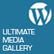 Ultimate Media Gallery Wordpress Plugin