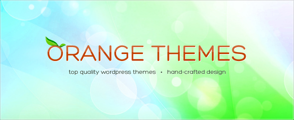 Orange themes 590x242
