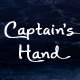 Captain's Hand Font - GraphicRiver Item for Sale