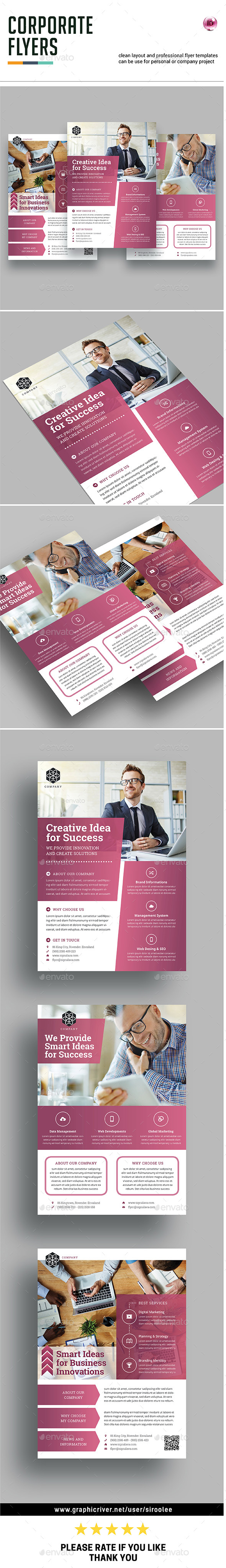 Corporate Flyers v.04 - Corporate Flyers