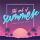 The End of Summer Party Flyer - GraphicRiver Item for Sale