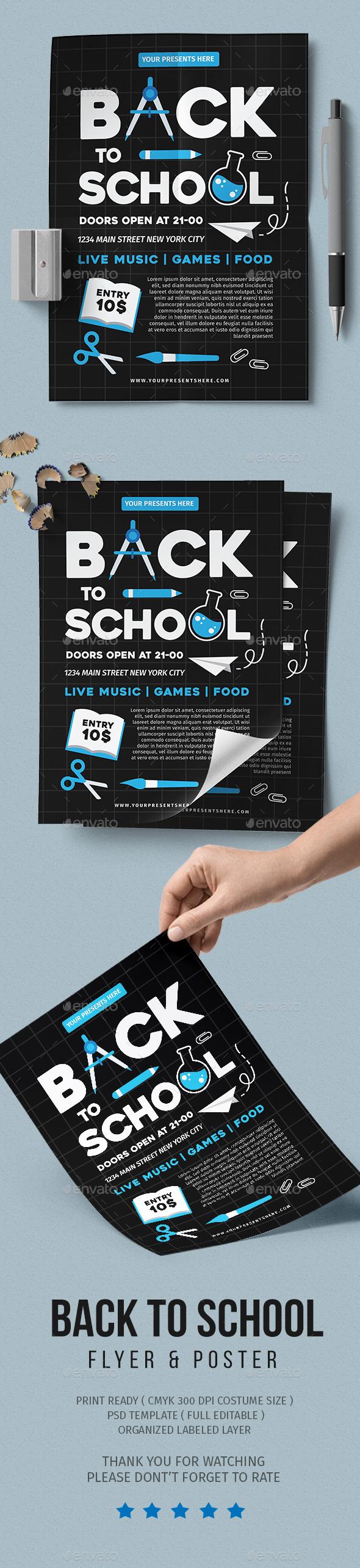 GraphicRiver Back To School Vol 3 20394886