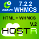 Hostr - Awesome WHMCS & HTML Clean Hosting Responsive Template Nulled