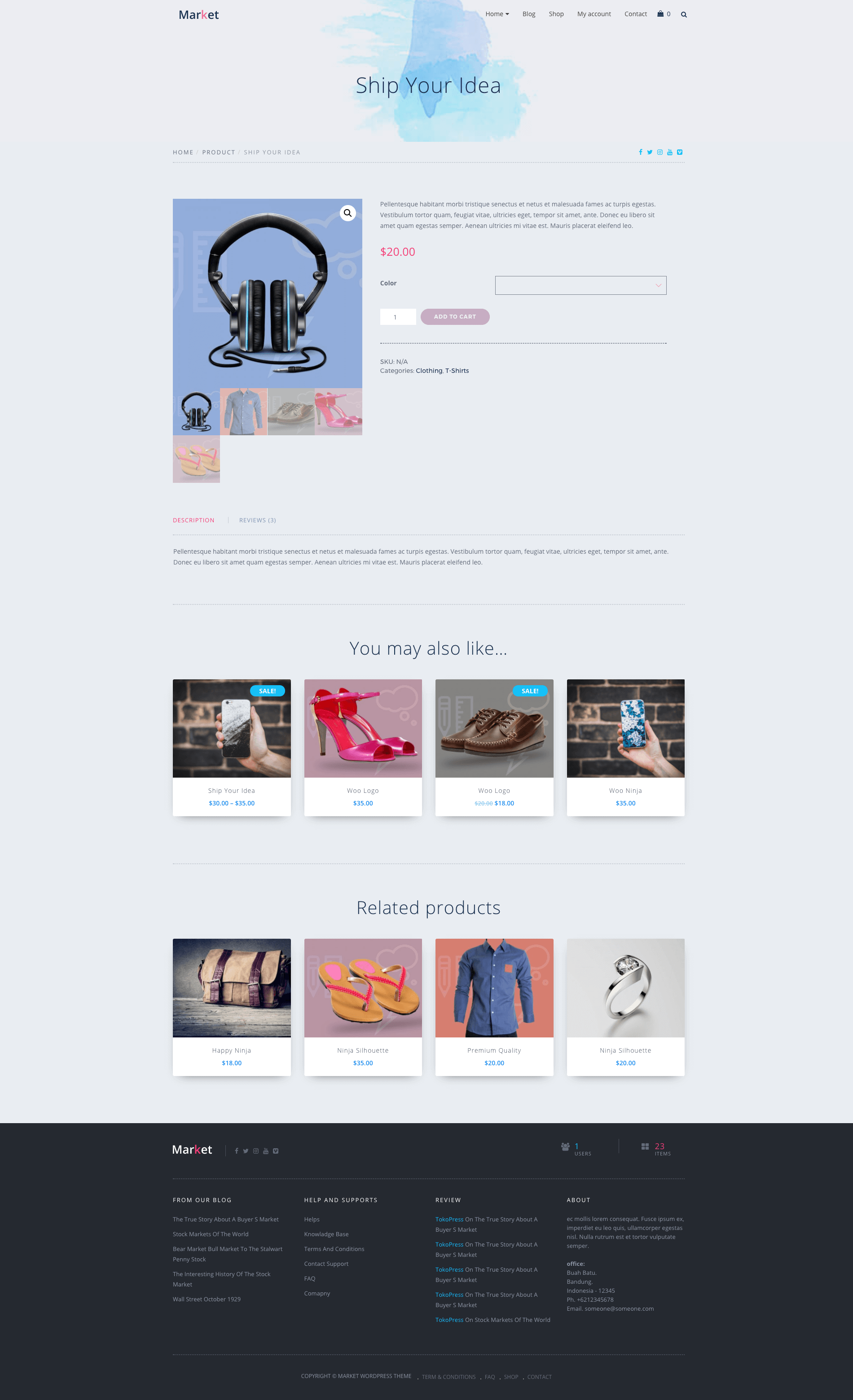 67590e2080a7 Market - Online Store WooCommerce WordPress Theme by tokopress ...