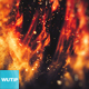 Abstract Fire Flames Backgrounds - GraphicRiver Item for Sale
