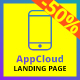 AppCloud Responsive App Landing Page - ThemeForest Item for Sale