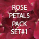 Rose Petals Pack - VideoHive Item for Sale