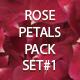 Rose Petals Pack - VideoHive Item for Sale