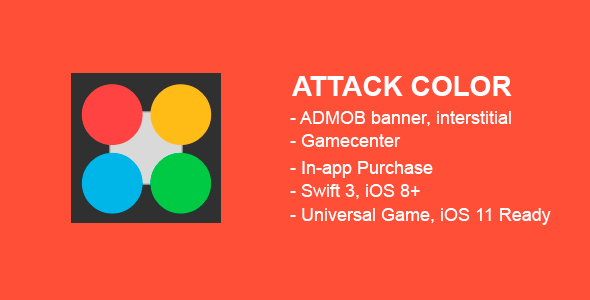 Attack Color - CodeCanyon Item for Sale