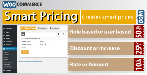 WooCommerce Smart Pricing - CodeCanyon Item for Sale