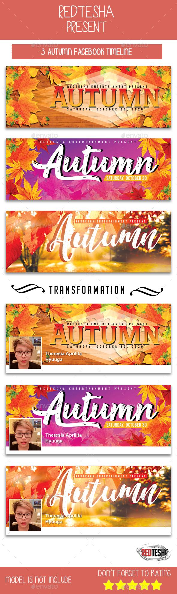 3 Autumn Facebook Timeline - Facebook Timeline Covers Social Media