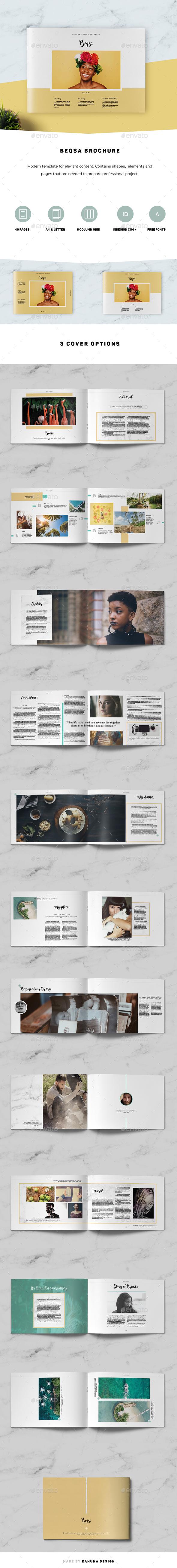 Beqsa Brochure - Informational Brochures