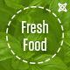 Fresh Food – Joomla Template for Organic Food/Fruit/Vegetables