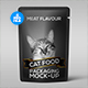 Cats Food Packaging Mock-up - GraphicRiver Item for Sale
