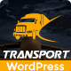 Transport & Logistics WordPress Theme - ThemeForest Item for Sale