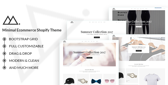 Mira - Minimalist eCommerce Shopify Theme - Shopping Shopify