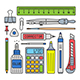 School Supplies Vector - GraphicRiver Item for Sale