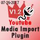 King Media Bulk Youtube Importer Plugin - CodeCanyon Item for Sale