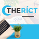 Therict - Multipurpose PSD Template - ThemeForest Item for Sale