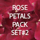 Rose Flying Petals Pack - VideoHive Item for Sale