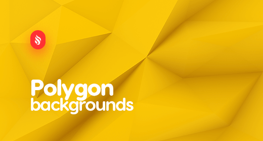 Polygonal and Geometric Backgrounds