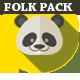 Upbeat Folk Pack