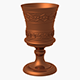 Metal Goblet - 3DOcean Item for Sale