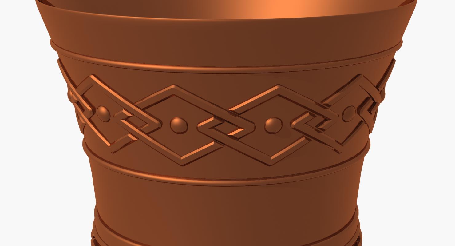 Metal Goblet