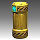 High-Tech Barrel - 3DOcean Item for Sale