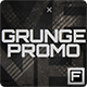 Motivational Grunge Promo - VideoHive Item for Sale