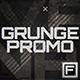 Motivational Grunge Promo - VideoHive Item for Sale