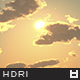 High Resolution Sky HDRi Map 112