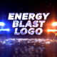 Energy Blast Logo Reveal