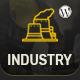Industry - Industrial Business WordPress Theme