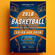 Basketball Championship Flyer - GraphicRiver Item for Sale