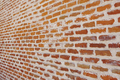 Brick wall textured background. Construction material. Architecture. Horizontal - PhotoDune Item for Sale