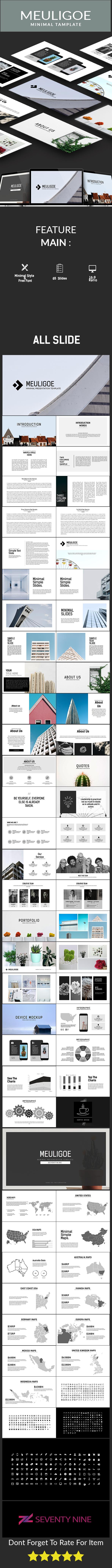 Meuligoe Google Slide Presentation Template - Google Slides Presentation Templates