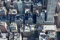 New York City Manhattan aerial view with buildings roof tops - PhotoDune Item for Sale
