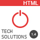 Tech Solutions - Multipurpose HTML Template - ThemeForest Item for Sale